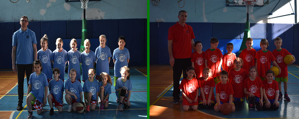 ALL STAR 2019 MBL-U9, Selekcije